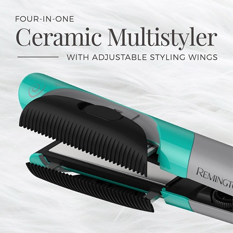 four in one ceramic multi styler with adjustable styling wings