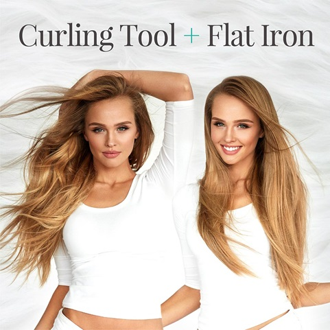 Curling Tool Flat Iron
