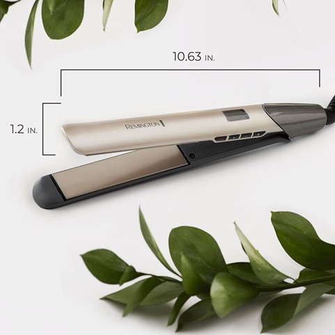 "S8A900 Pro 1"" Flat Iron with Color Care Technology Product Scale Image"