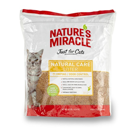 Does Nature S Miracle Disinfectant