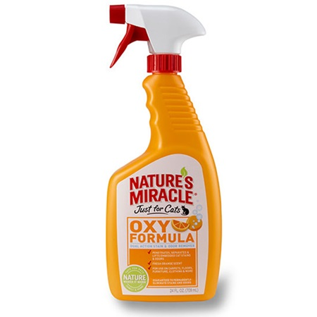Oxy Cat Stain And Odor Formula Nature S Miracle
