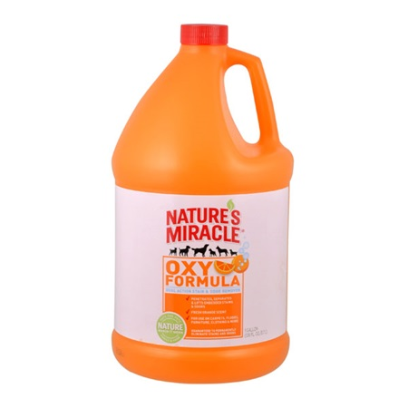 Oxy Formula Stain And Odor Remover For Dogs Nature S Miracle