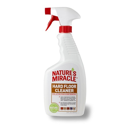Hard Floor Stain And Odor Remover Nature S Miracle