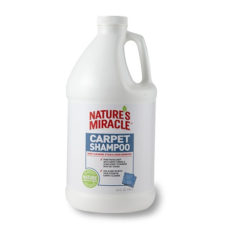 Carpet Shampoo Nature S Miracle