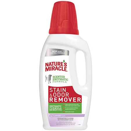 Stain And Odor Remover For Dogs Lavender Scent Nature