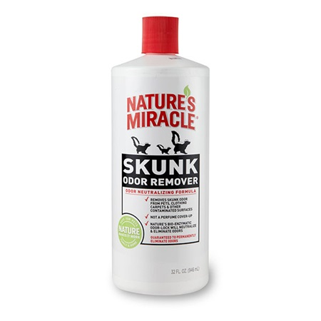 Skunk Odor Remover for Dogs | Nature's Miracle