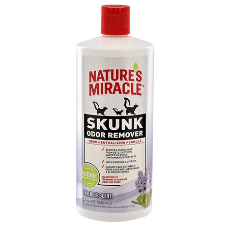 Skunk Odor Remover For Dogs Lavender Scent Nature S