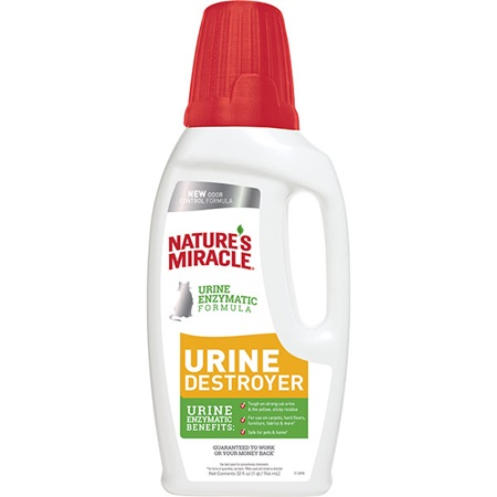 Urine Destroyer For Cats Nature S Miracle