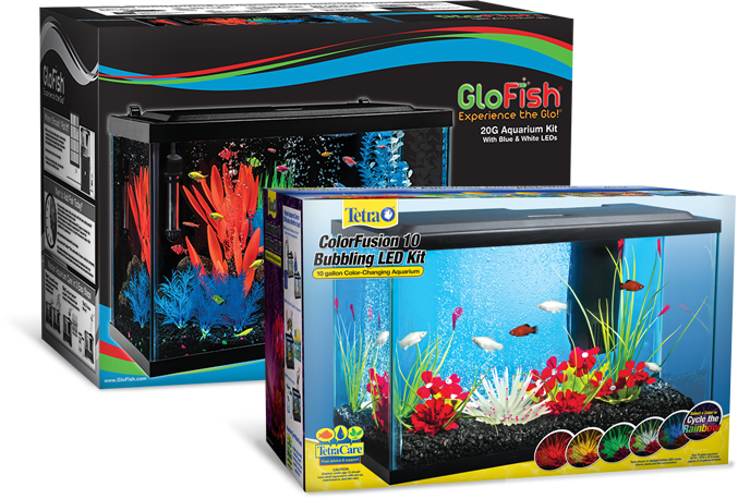 Also Be Sure To Visit Our You Channel Tetrafishproducts For Step By Video Instructions On How Set Up 10 20 29 And 55 Gallon Kits