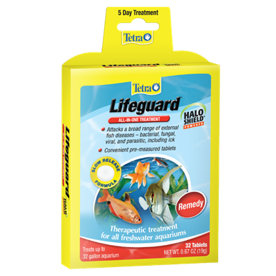 Lifeguard® Tablets | Tetra®