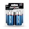 813-4TK D 4-Pack HIGH ENERGY™ Alkaline Batteries