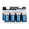 813-8LK D 8-Pack HIGH ENERGY™ Alkaline Batteries
