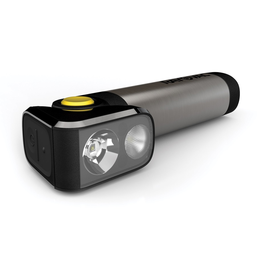 WHESFL4AA-B Detector Worklight, Hands-Free, Auto-Focus Flashlight