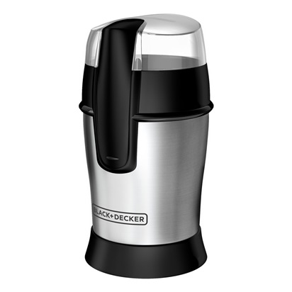 BLACK+DECKER™ SmartGrind™ Electric Coffee and Spice Grinder with Stainless Steel Blades, CBG100S