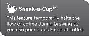 Sneak-a-Cup™