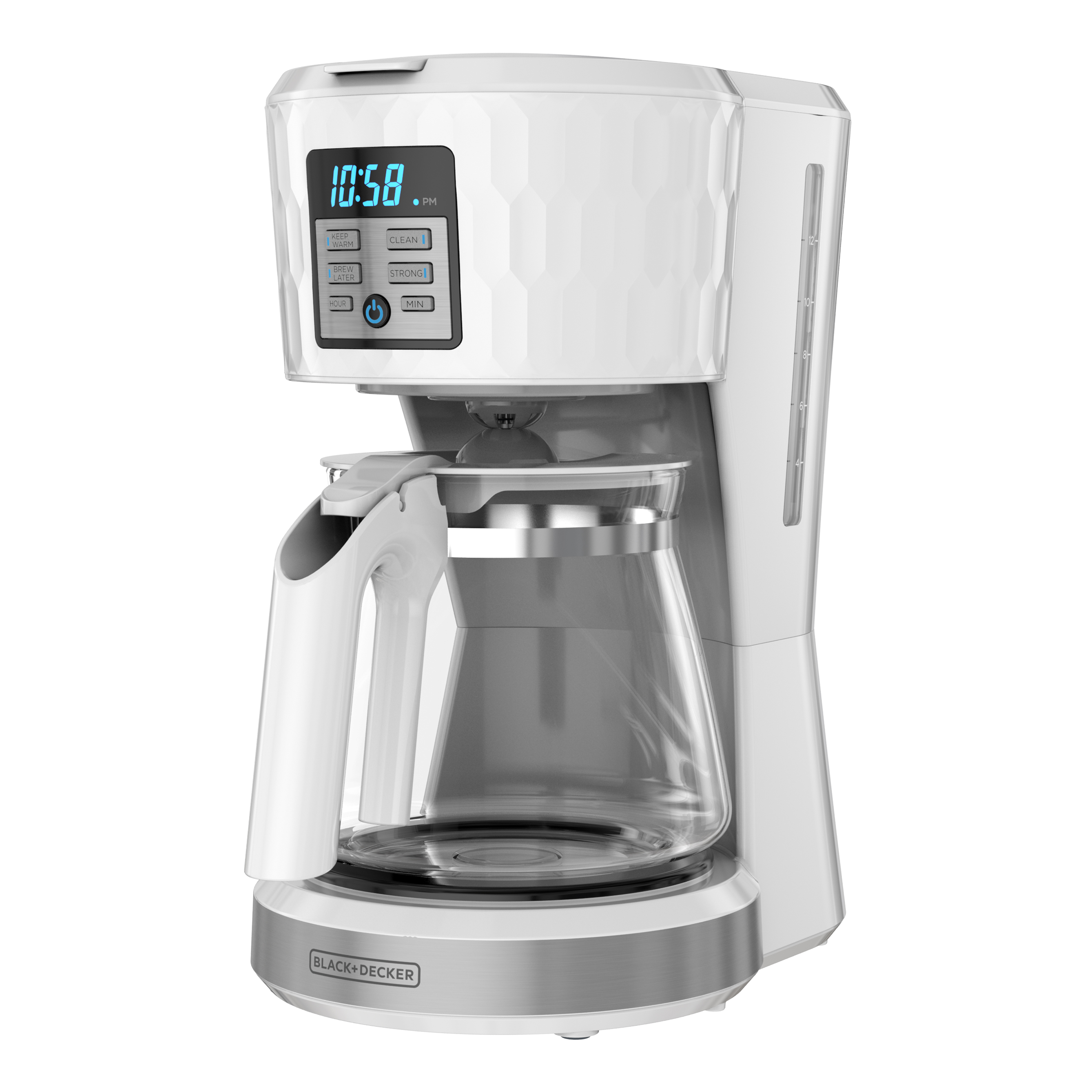 Honeycomb Collection 12-Cup* Programmable Coffeemaker