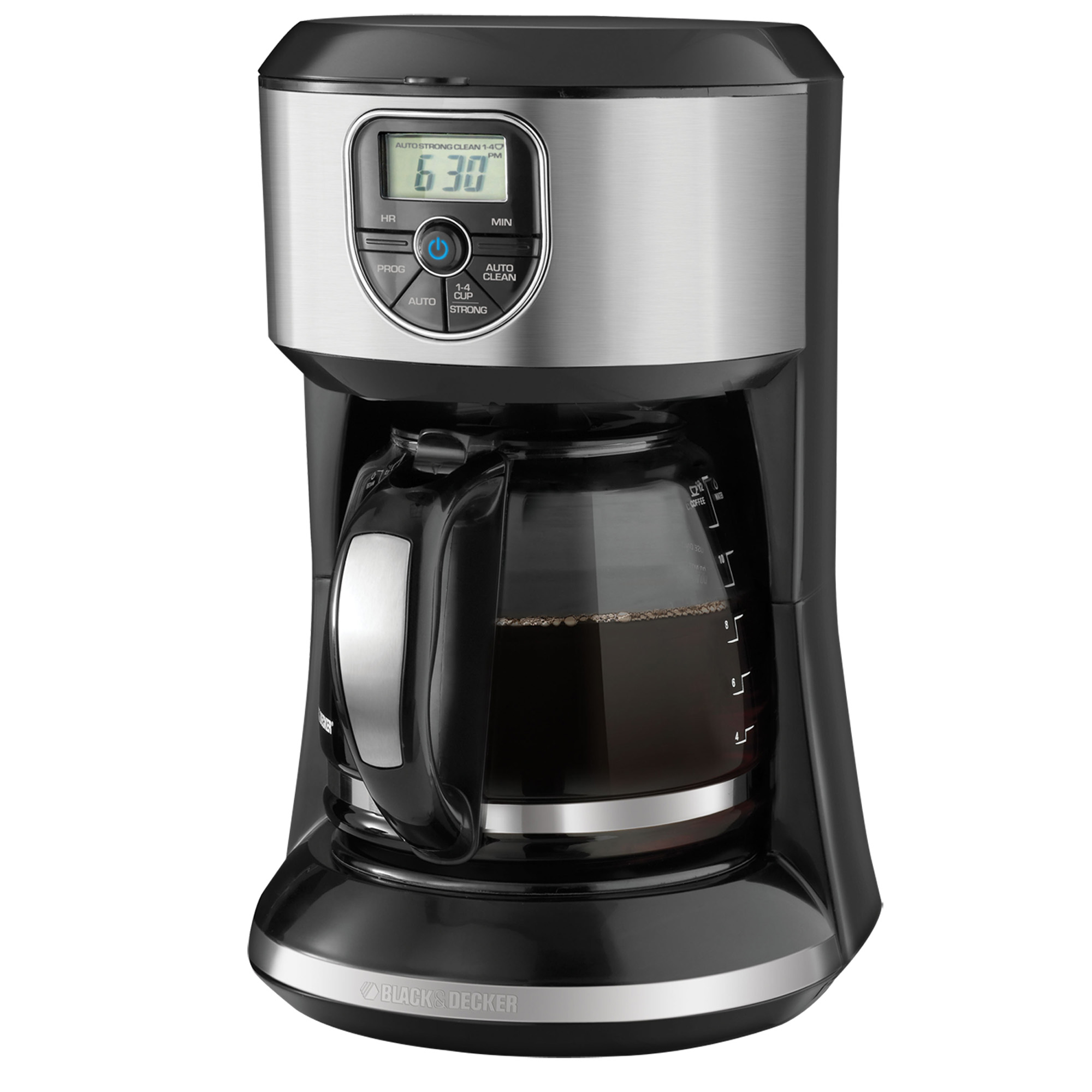 Black and Decker coffee maker small kitchen appliances