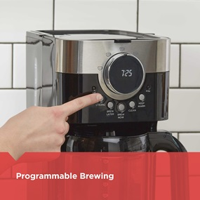 Programmable Brewing