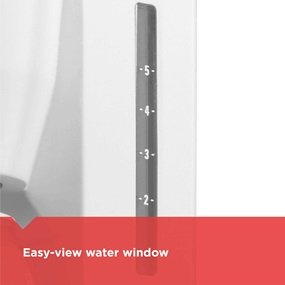 easy view water window dcm600w