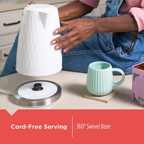 Cord Free Serving