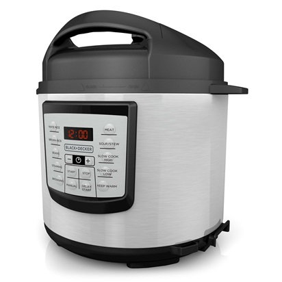 pressure cooker and cooking pot pr100