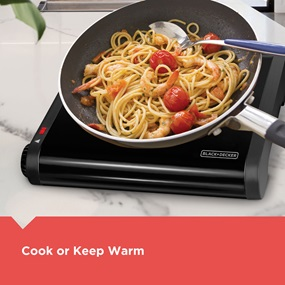 Cook or Keep Warm