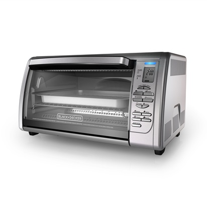 Convection And Toaster Ovens Cooking Appliances Black