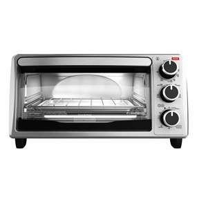 4 Slice Countertop Toaster Oven TO1303SB