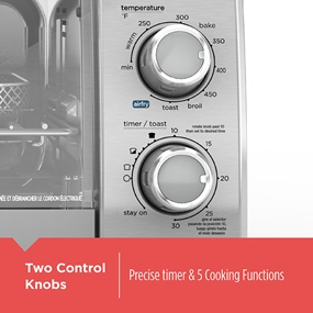 Two Control Knobs