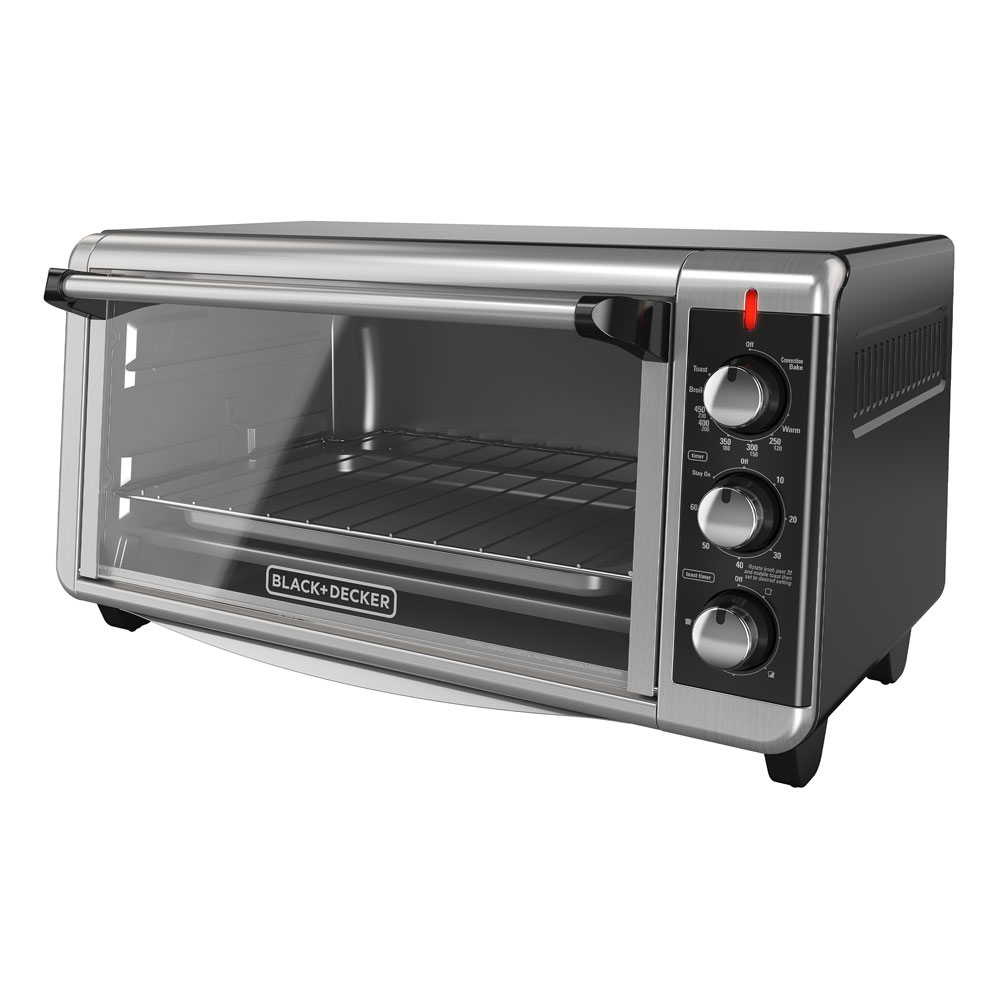 8 Slice Extra Wide Convection Toaster Oven, Stainless Steel, TO3250XSB