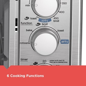 6 Cooking Functions