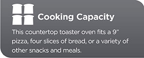 Cooking Capacity