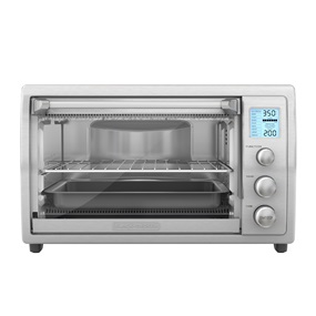 TOD5031SS No Preheat Countertop Convection Oven, Large Capacity, Stainless Steel