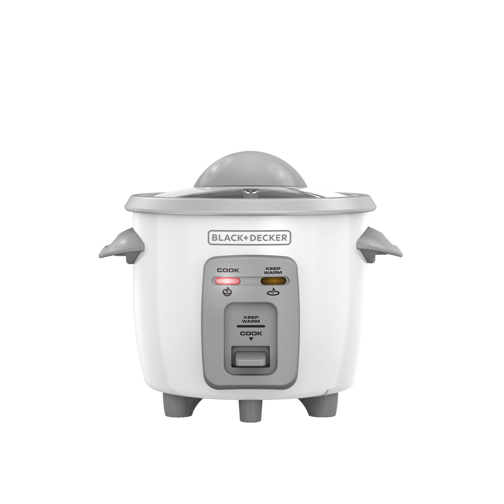 RC3303 BLACK+DECKER 3-Cup Rice Cooker