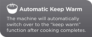 Automatic Keep Warm