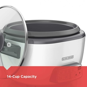 14 cup capacity rcd514