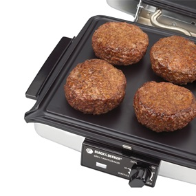 Black and Decker Grill and Waffle Maker