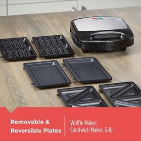 Removable Plates