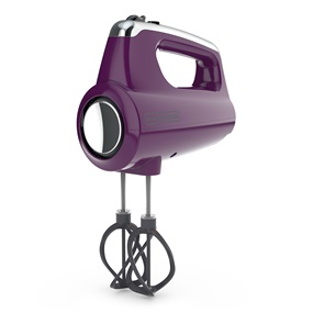 helix mixer purple