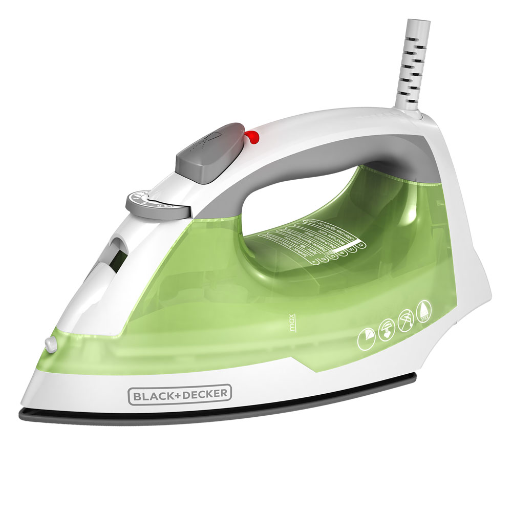 Easy Steam Anti-Drip Compact Steam Iron, IR02V