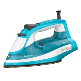 One Step Steam Iron, Turquoise