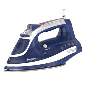 One Step Steam Iron, Blue