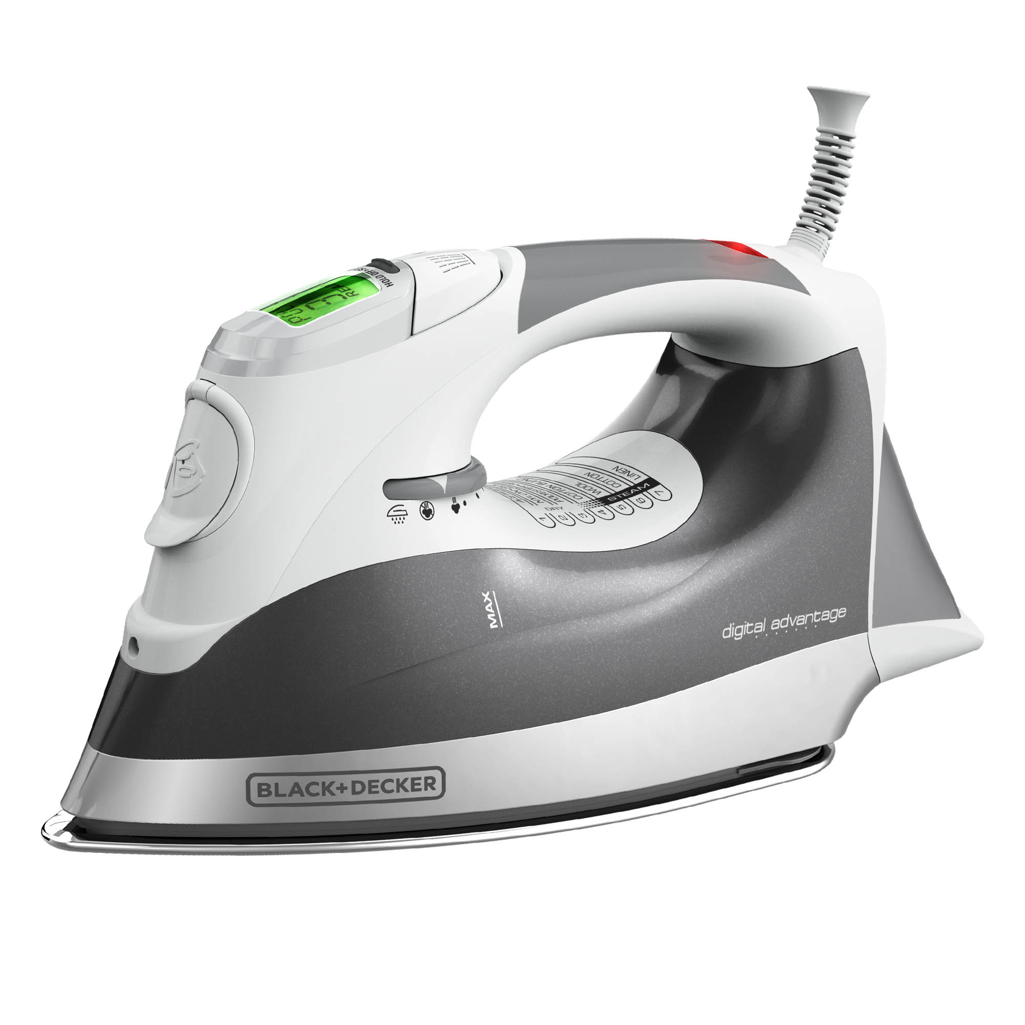 D2030 Digital Advantage™ Professional Steam Iron