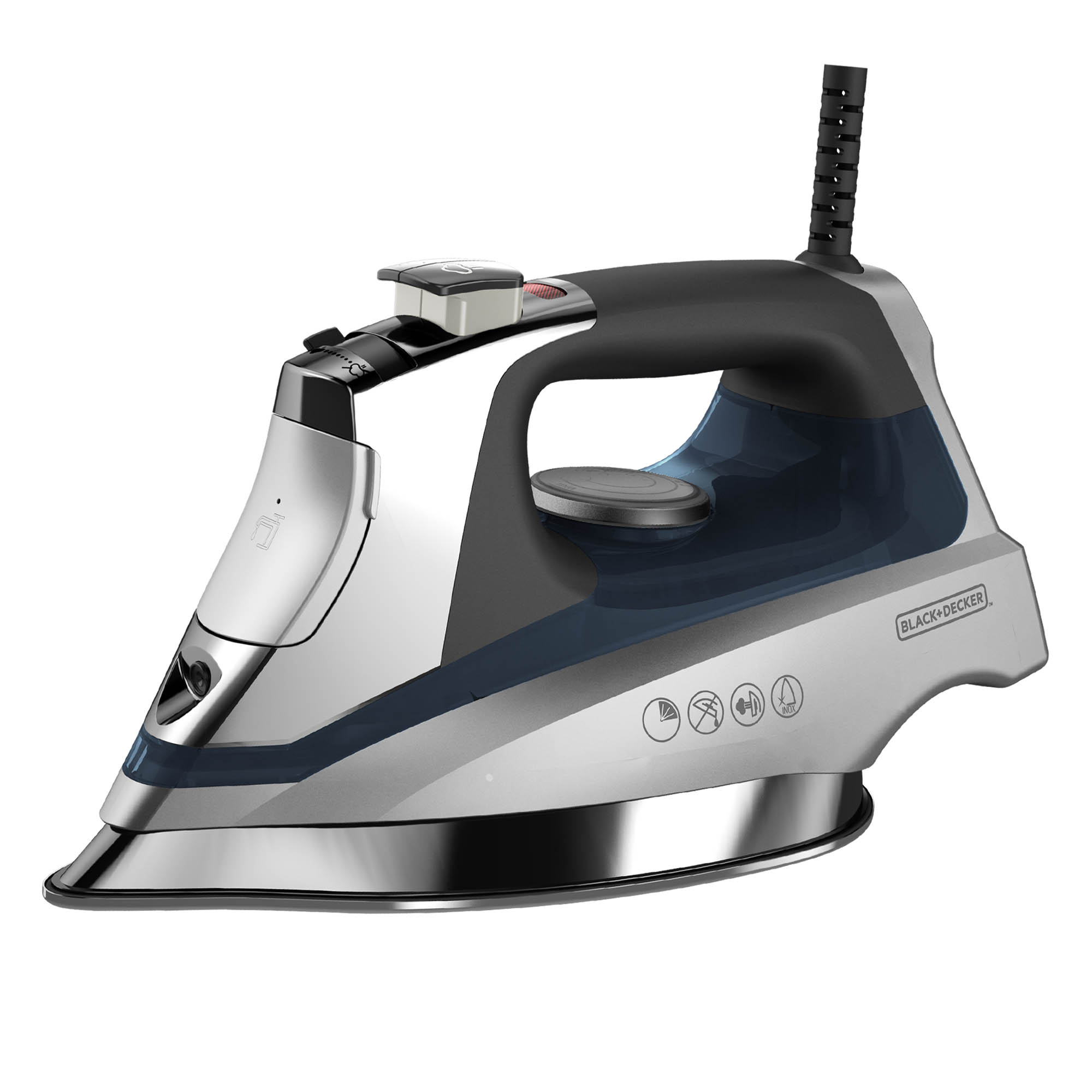 D3030 Allure™ Professional Steam Iron, Blue
