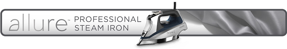 D3030 Allure Professional Steam Iron