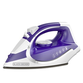 ICL500 Light 'N Go Cordless Iron, Purple