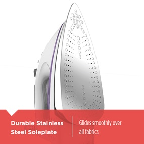 IR1350S Stainless Steel Soleplate