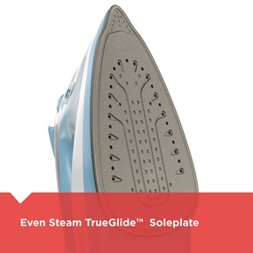 Even Steam TrueGlide™ Soleplate