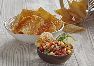 Air Fryer Tortilla Chips George Foreman Recipe