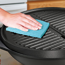GFO200SSP Indoor Outdoor Grill Bonus Cleaning Sponges